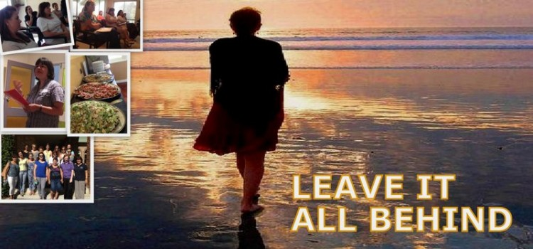 "2015 Photo Album: ""Leave It All Behind"" Woman's Retreat"