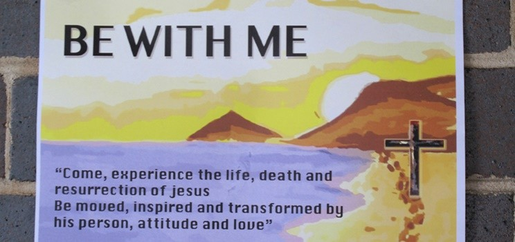 "2015 Photo Album: ""Be With Me"" Easter Retreat"