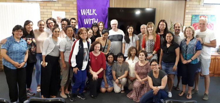 2018-Lenten Retreat Photo Album – Walk with Me