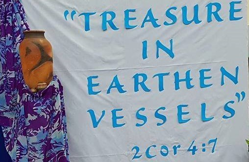 "2017- ""Treasure in Earthen Vessels"""