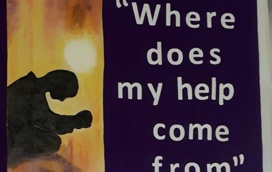 """2017 Advent Retreat -"""" Where does my help come from"""""""